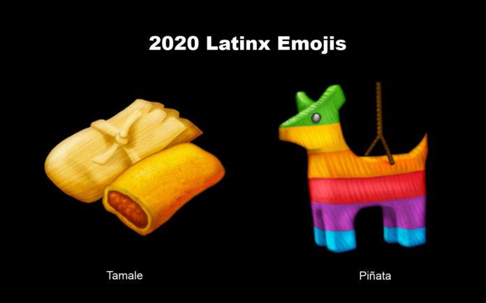 2020 Latinx Emojis