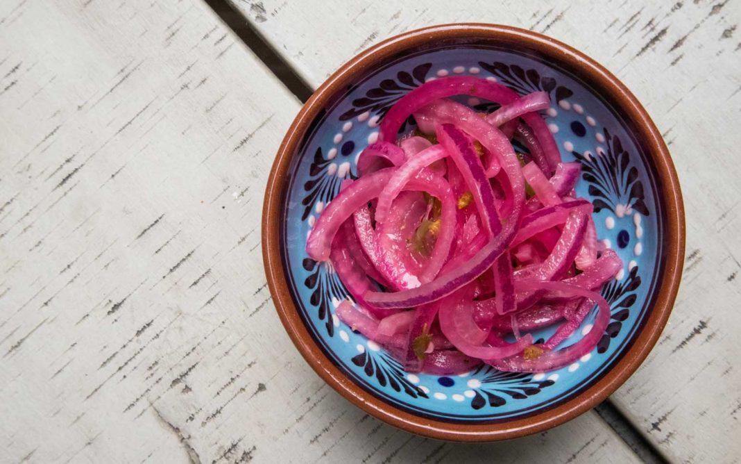 Encurtido de Cebolla (Pickled Onions) Recipe