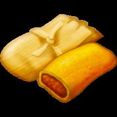 Latinx Emoji Tamale